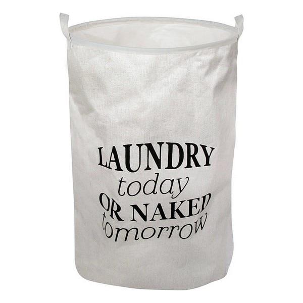 Laundry basket White 111089|Foldable Storage Bags| |  - title=
