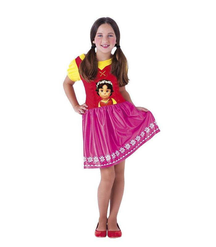 Heidi Costume Child 3-4 Toy Store