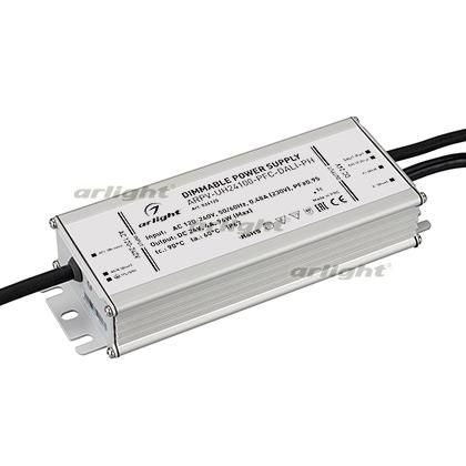 029151 Power Supply ARPV-UH24100-PFC-DALI-PH (24 V, 4.2A, 100W [IP67 Metal 7 Years Old] Box-1 Pcs ARLIGHT-Блок Power ^ 24