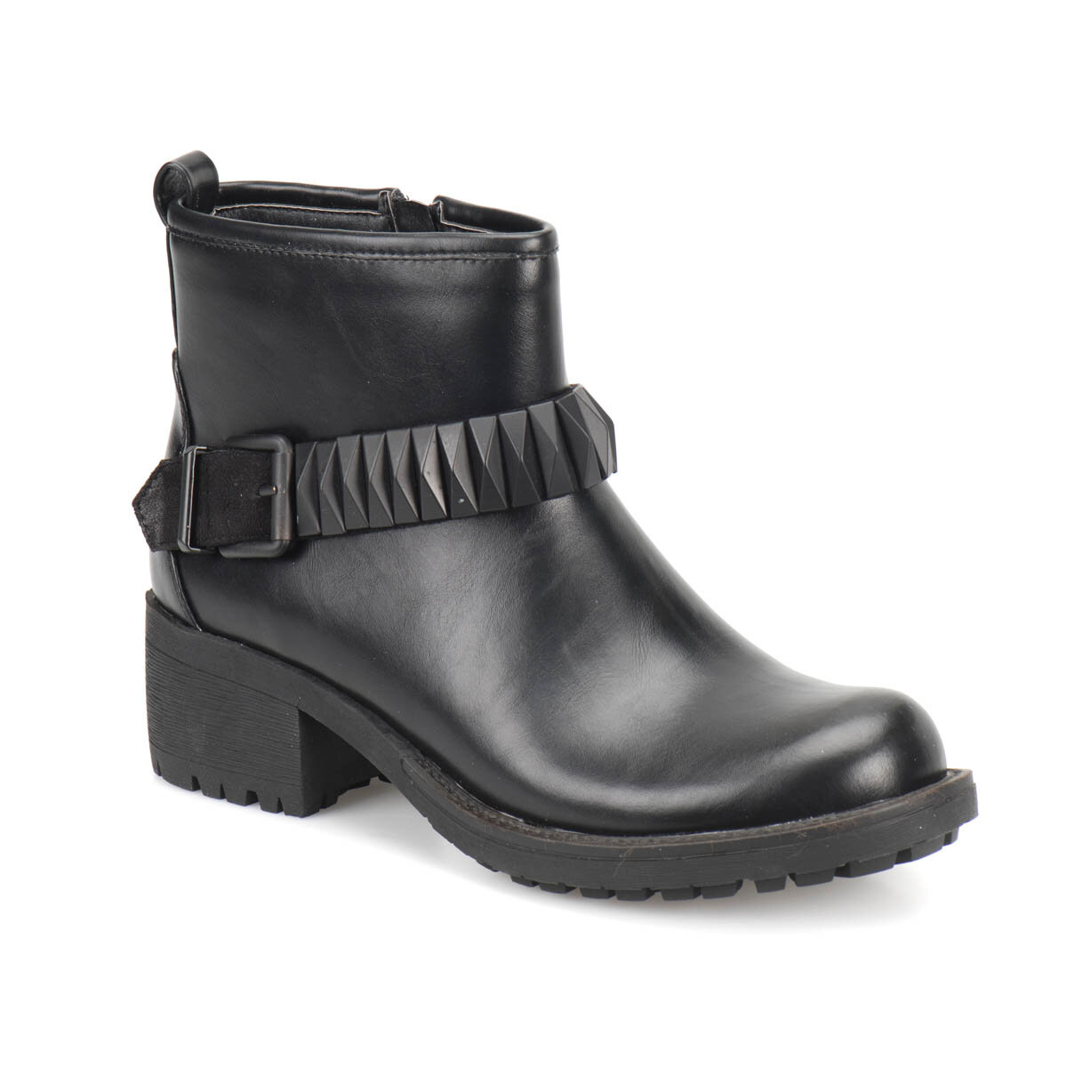 FLO 72.310792TZ Black Women Boots Polaris