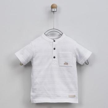 Panco Baby Boy T-Shirt 2011 BB05017 t-shirty T-shirt dla chłopców chłopiec ubrania koszula dziecko z długim rękawem Baby Boy t-shirty Baby Top tanie i dobre opinie