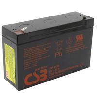 Battery 6 v 12AH CSB GP 6120