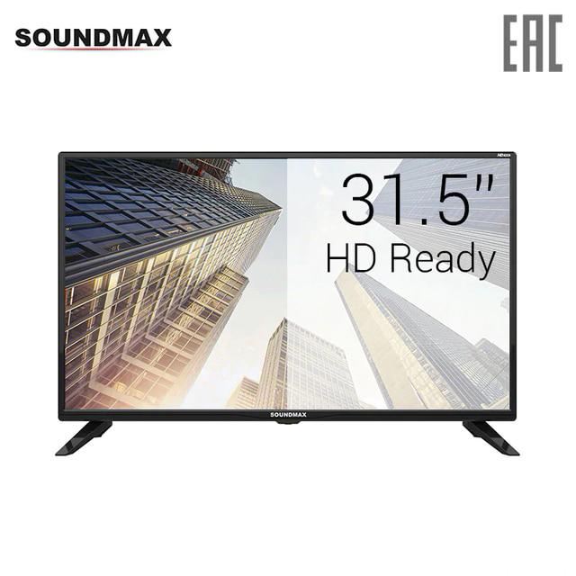 "Телевизор 32"" Soundmax SM-LED32M03 HD"