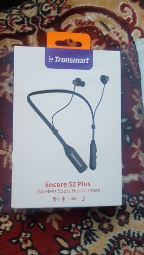 Tronsmart Encore S2 Plus Bluetooth 5.0 Earphones Qualcomm Chip Wireless Headset, Voice Control,Deep Bass, cVc 6.0 , 24H Playtime-in Phone Earphones & Headphones from Consumer Electronics on AliExpress