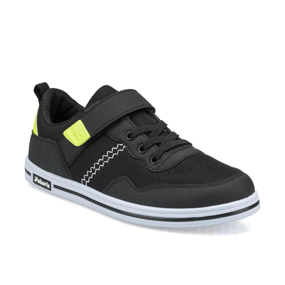 FLO 512532.G Gray Male Child Sneaker Shoes Polaris