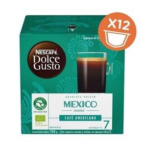 Origin Mexico Chiapas Grande 12 capsules Nescafé Dolce Gusto