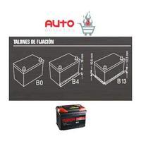 Car battery Tudor Exide TECHNICA 75Ah  12V Led + left
