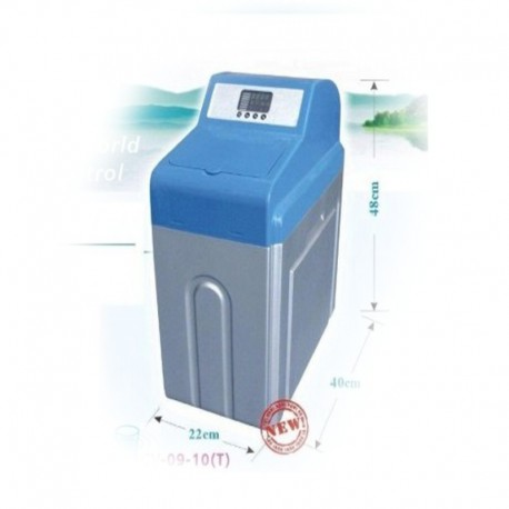 Softener Automatic Compact 12L By-pass Included