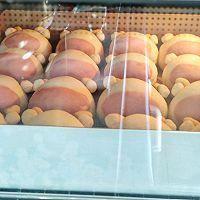 #福气年夜菜#丑萌奶牛豆沙面包的做法图解20