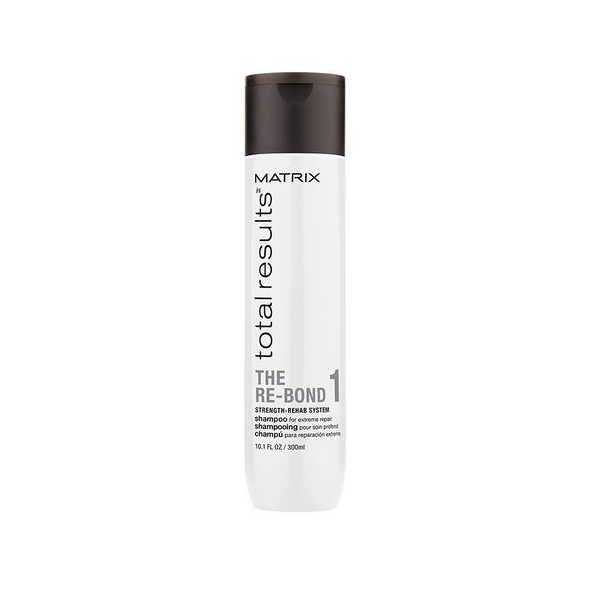Anti-hairloss Anti-breakage Shampoo Total Results Matrix (300 Ml)