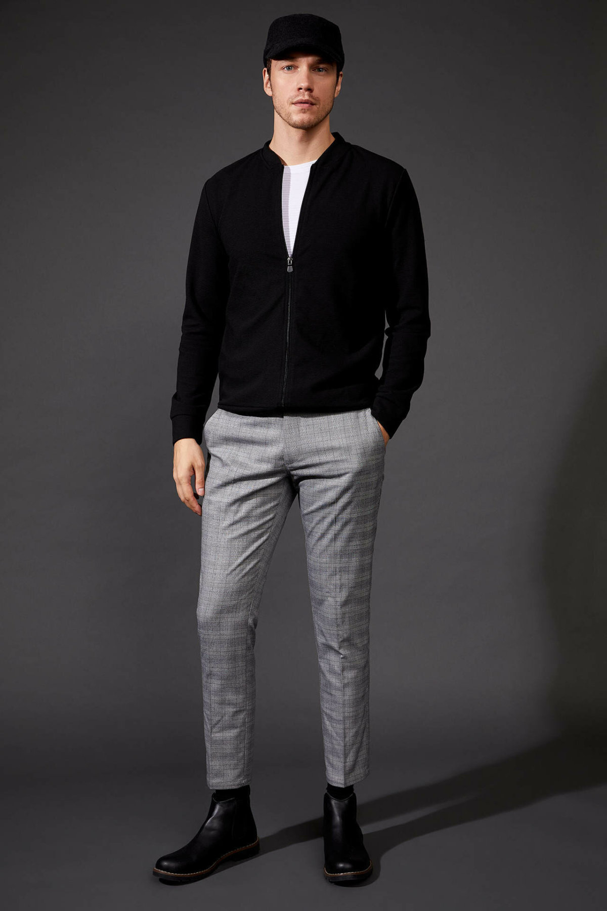DeFacto Man Trousers-L6808AZ19WN