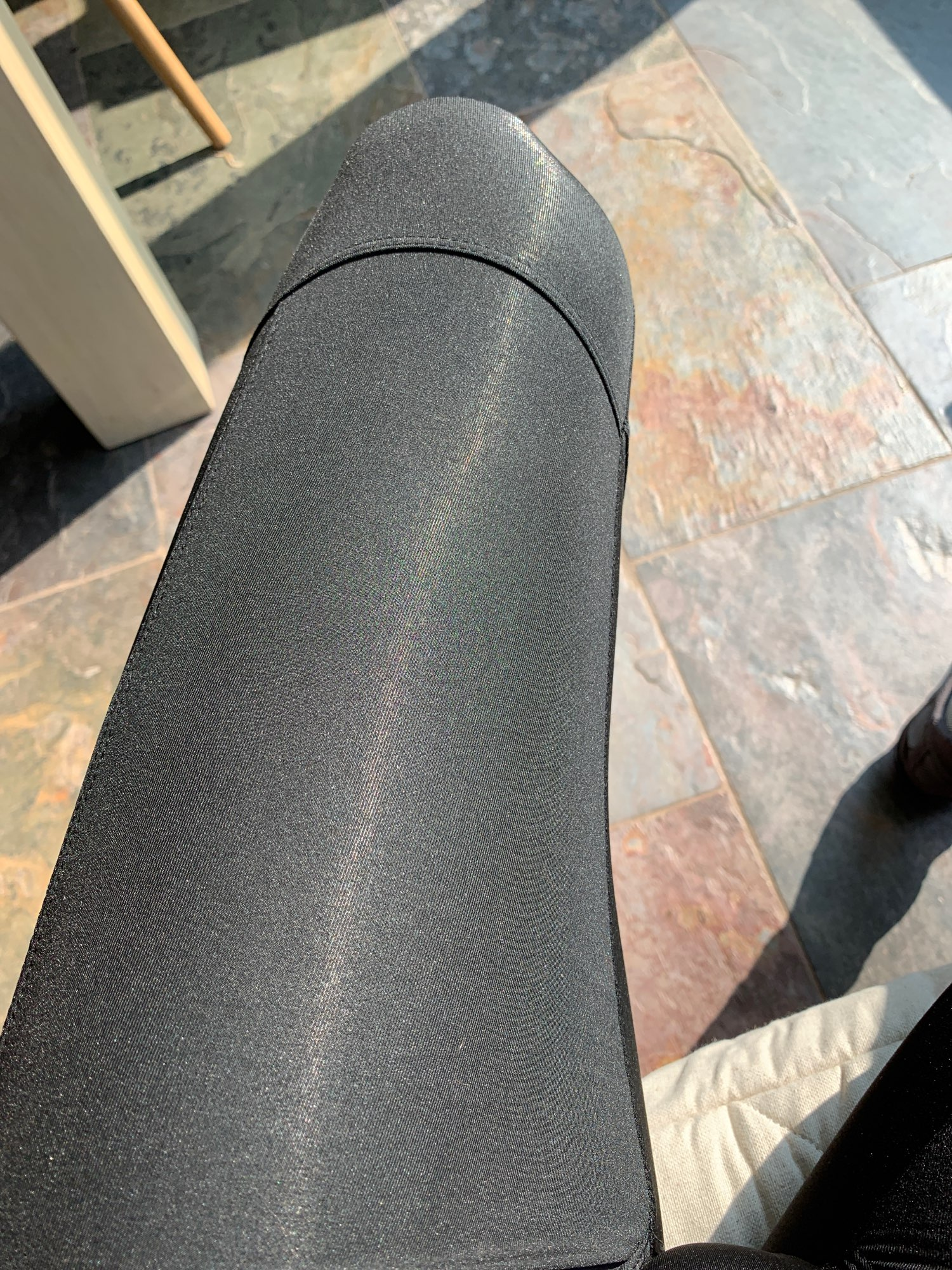 Men's Compression Tights With Pocket photo review
