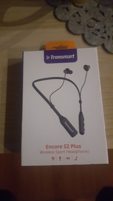 Tronsmart Encore S2 Plus Qualcomm Chip Bluetooth 5.0 Earphones Wireless Earphoes with Voice Control,24H Playtime, Deep Bass-in Bluetooth Earphones & Headphones from Consumer Electronics on AliExpress