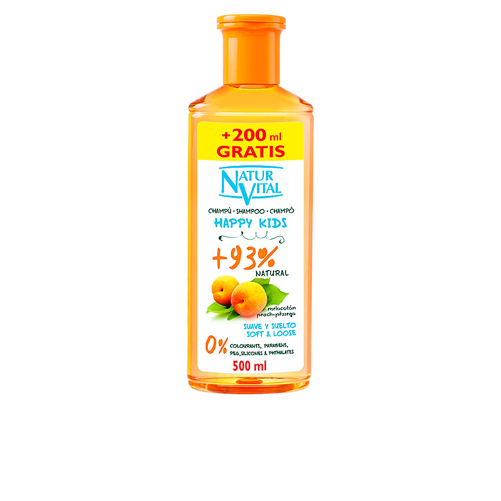 Children's Shampoo Soft & Loose Naturaleza Y Vida (500 Ml)