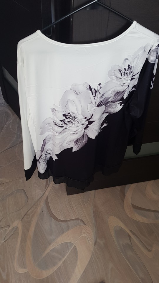T Shirt Women Plus Size photo review