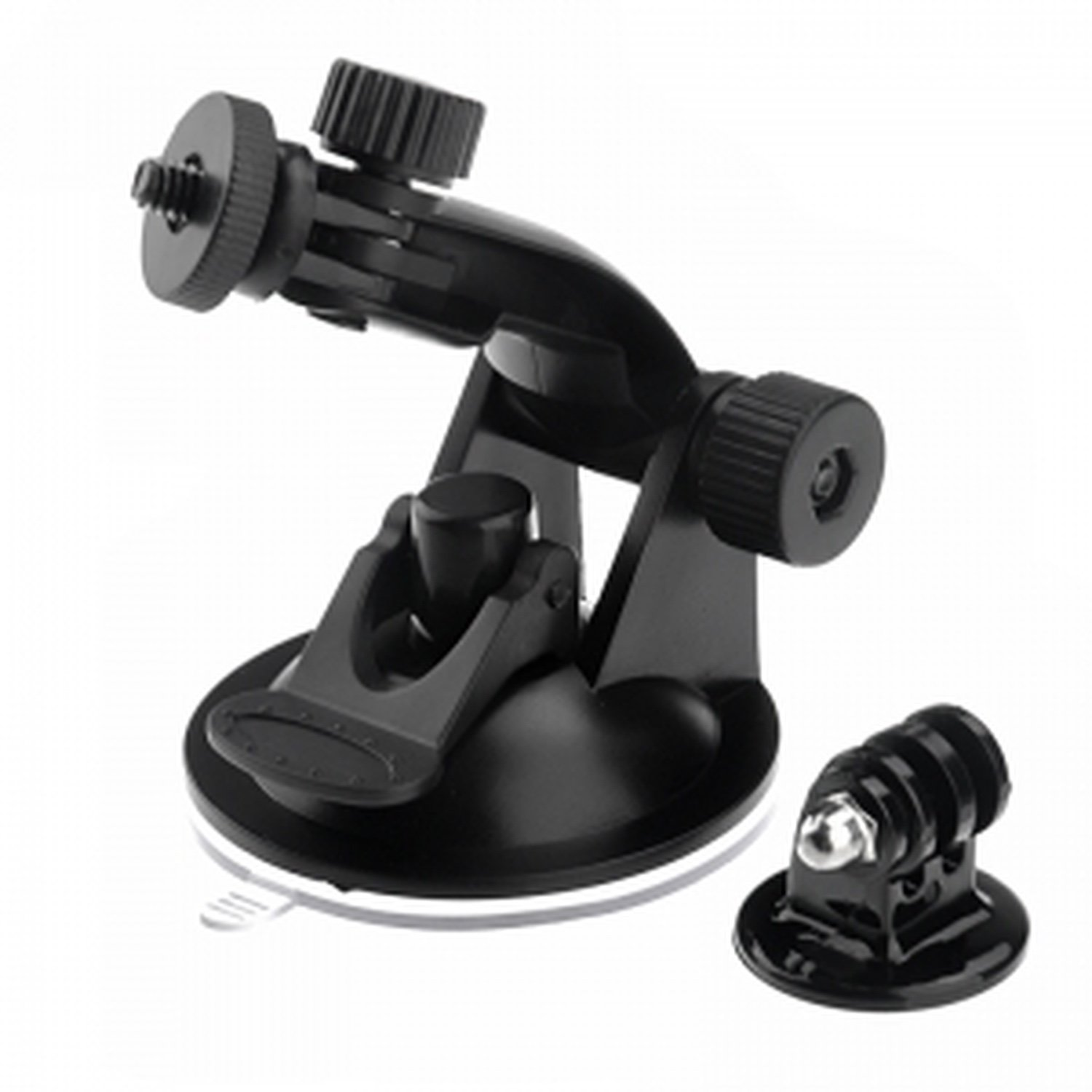 Suction Cup Windshield & Dash Car Mount for GoPro HERO HERO2 HERO3 & SJ4000 Camera dash camera junsun h9p