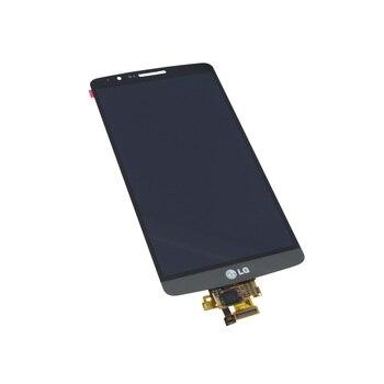 شاشة اللمس LCD استبدال للهاتف LG G3 D855