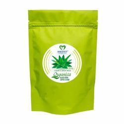 Body scrub Koffie met aloë vera ANESTET, 220 C. Body Care scrub cosmetische huid hand body voet.