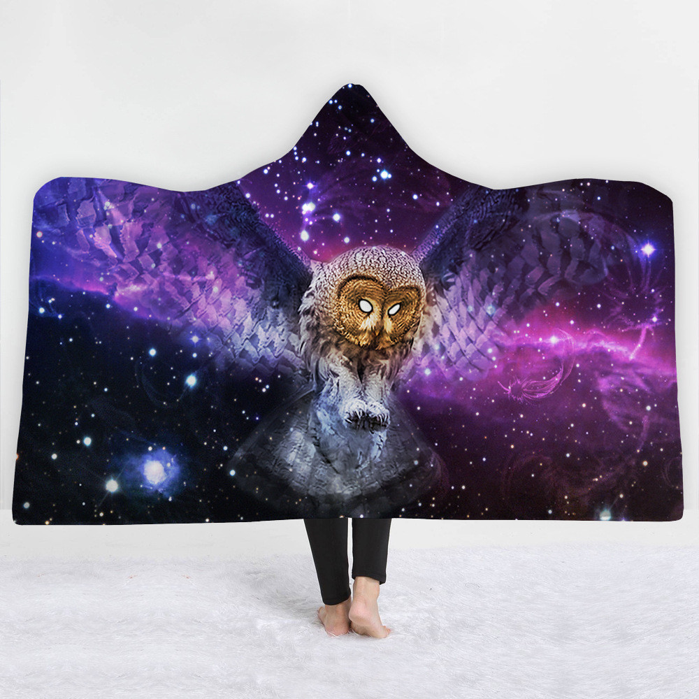 Owl-Printed-Hooded-Blanket-Coral-Fleece-Sherpa-Plush-High-Quality-Microfiber-Fabric-Throw-Blankets-Wearable-Travel (1)