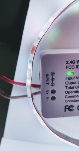 Controladores RGB Conjunto Controlador Trabalhar