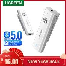 Bluetooth приемник ugreen 50 hi fi с поддержкой микрофона 35
