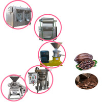 Cocoa Powder Processing Machine Commercial Cocoa Powder Machine