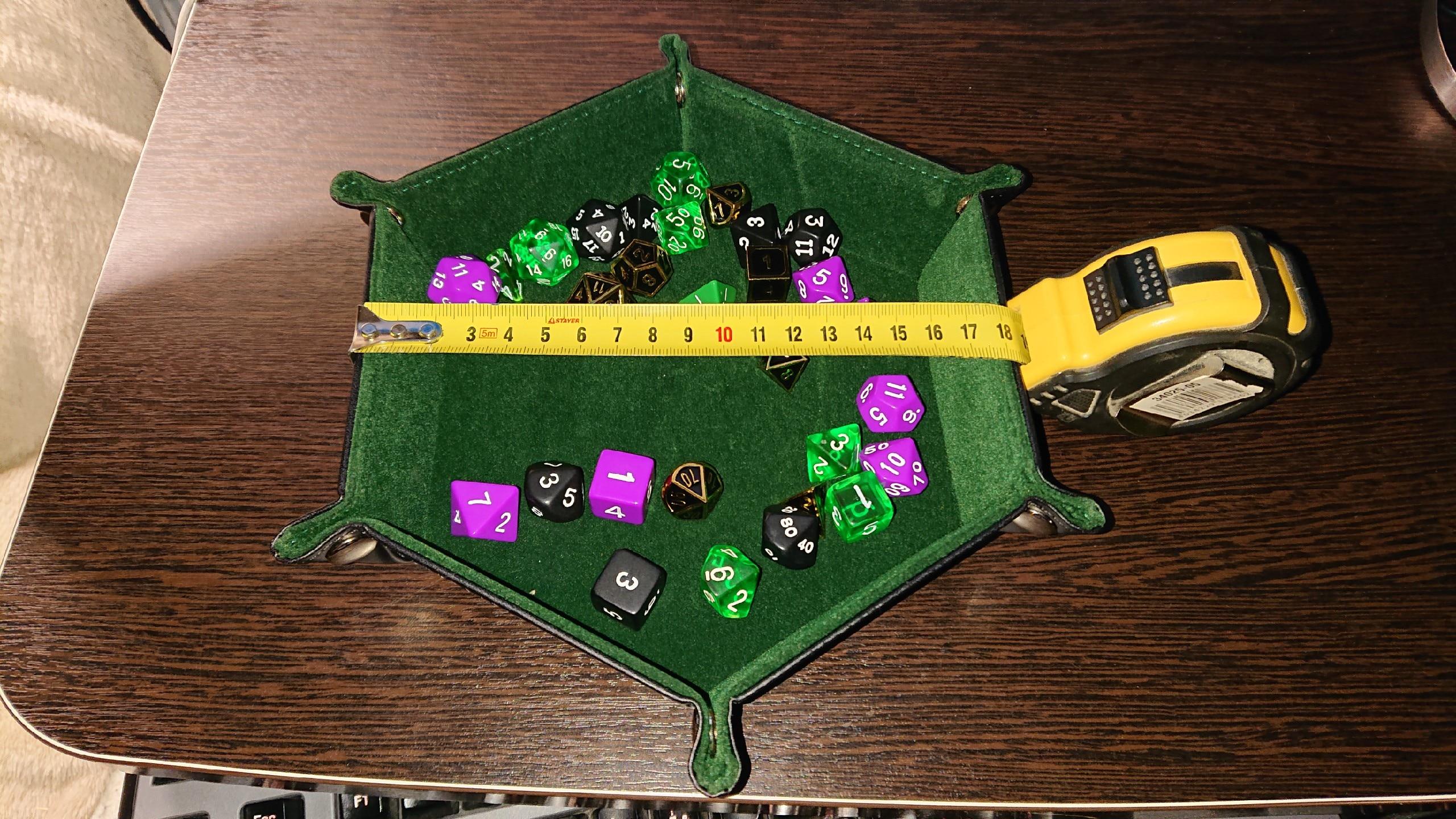-- Armazenamento Hexagon Dobrar