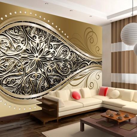 Photo Wallpaper-gold Eye
