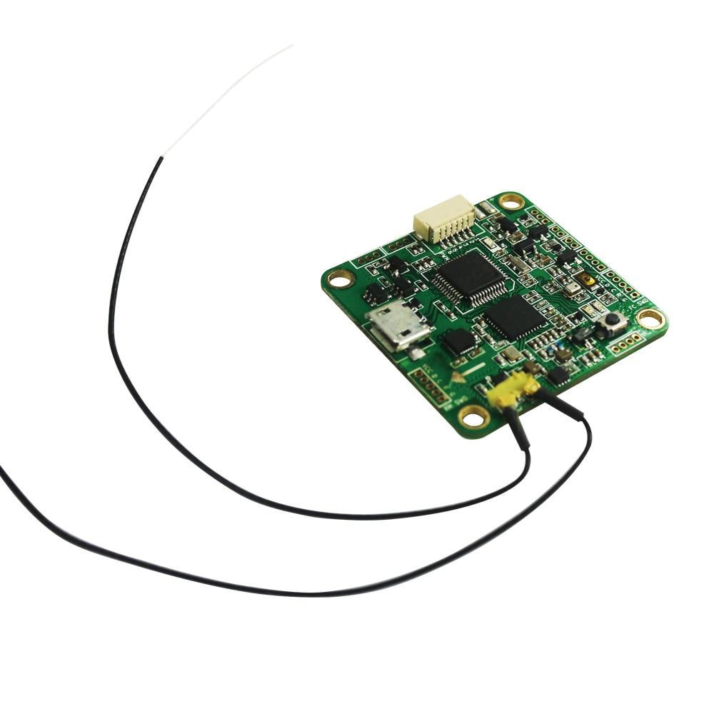 Frsky xmpf3e controlador de vôo com construído em xm + receptor não-ue