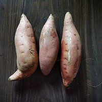 ㊙️街边小吃‼️红薯烙‼️充满甜蜜的回忆的做法图解1
