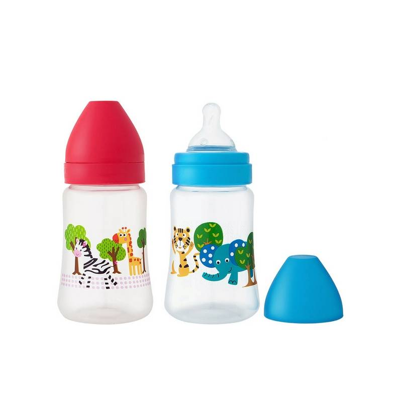 Baby Bottle Anti-colic Nenikos 250 Ml + 3m 111906