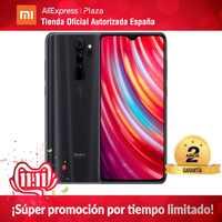 Redmi Note 8 Pro (64GB ROM con 6GB RAM, Cámara de 64 MP, Android, Nuevo, Móvil)[Teléfono Móvil Versión Global para España] note8pro