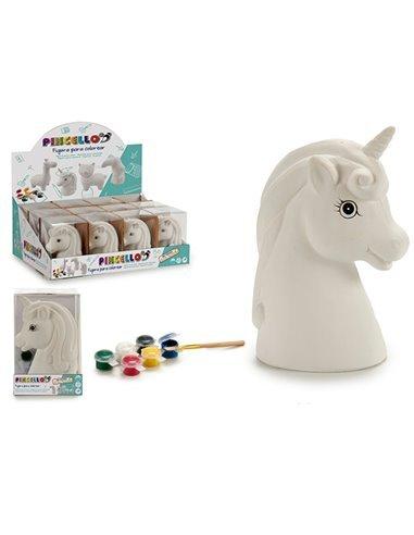 Hucha Casera Unicornio – Cerámica