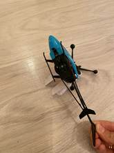 Cool helicopters on manual control. For a change for her son decided to order a вертоверто