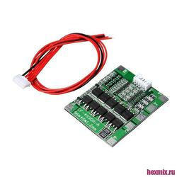 BMS controller charge Li-ion battery 30A