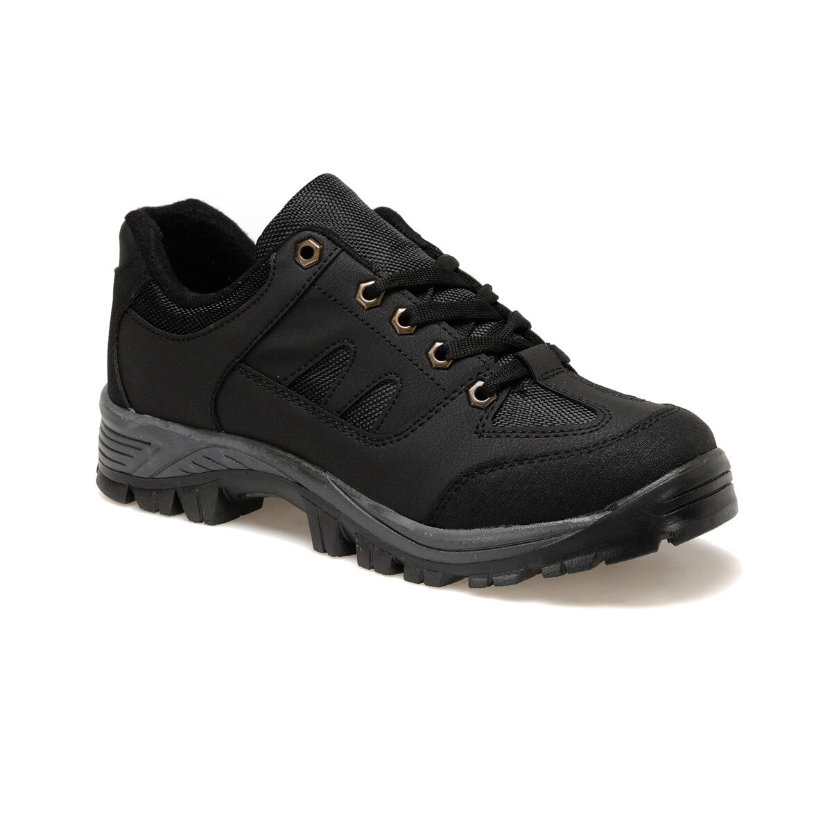 FLO ALESTA Black Male Shoes Torex