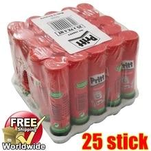 Pritt Stick GERMAN Environmental Protection Solid Glue DIY Tools Sticky Glue Pens Office Supplies 25 sticks