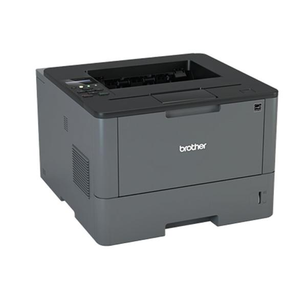 USB / Network / Wi-Fi Duplex Printer Brother HLL5200DWYY1 40 Ppm 256 MB