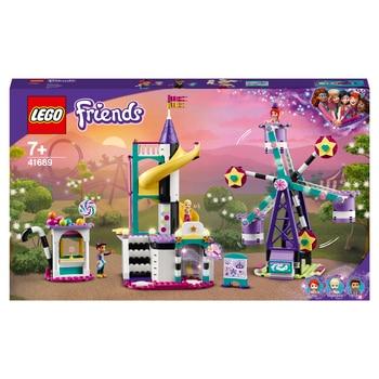 Конструктор LEGO Friends Волшебное колесо обозрения и горка 2