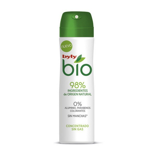 Spray Deodorant Bio Natural Byly (75 Ml)