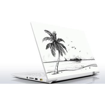 Sticker Master Beach Sketch Universal Sticker Laptop Vinyl Sticker Skin Cover For 10 12 13 14 15.4 15.6 16 17 19
