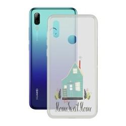 Pokrowiec do telefonu Huawei P Smart 2019 Home Flex Home TPU na