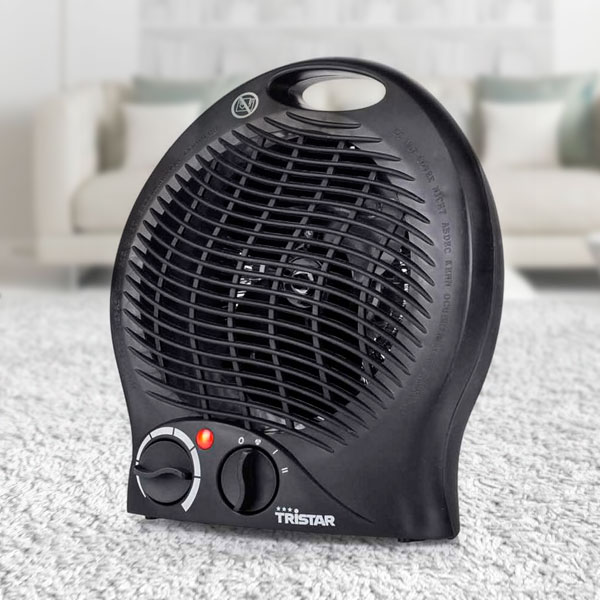 Tristar KA5037 Portable Fan Heater