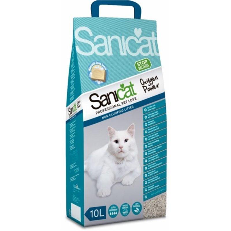 Sand Cat SANICAT CLEAN OXYGEN POWER ...