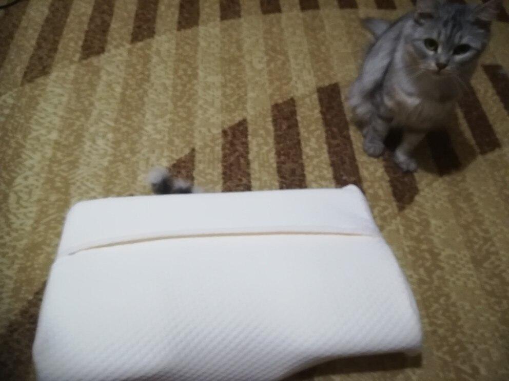 -- Espuma Memória Travesseiro