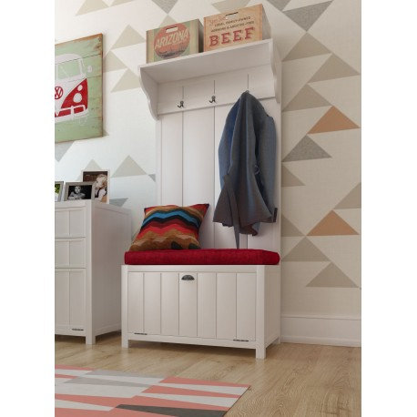 Hallway Coat Rack Design