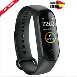 Smart bracelet sport fitness smartband black pulsometer M4 iOS Android Smart Tracker M4 Smart Watch Band Monitor