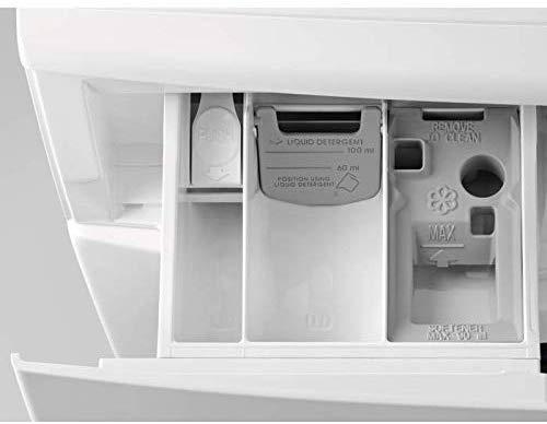 Полностью автоматическая стиральная машина EW6F4822AB с экономией энергии A +++, объем 8 кг, стиральная машина 12oo Rev speed 3