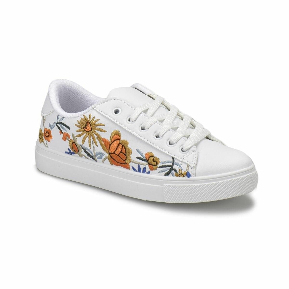 FLO U1300-18S White Women 'S Sneaker Shoes Art Bella