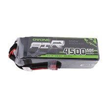 Batterie ovale 3S 4s 6S RC Lipo 11.1V 14.8V 22.2 V 4500 Mah avec prise T pour voiture Rc, avion, drone, hélicoptère